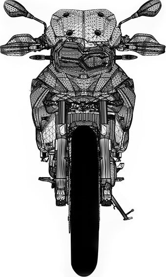 BMW Motorrad Konfigurator Effekt-Etage