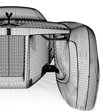 Rolls Royce Voyager Effekt-Etage