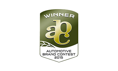 Automotive Brand Contest 2015 Winner