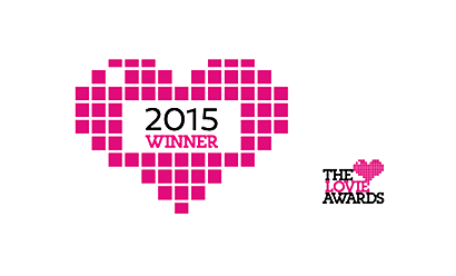 Lovie Awards 2015 Winner