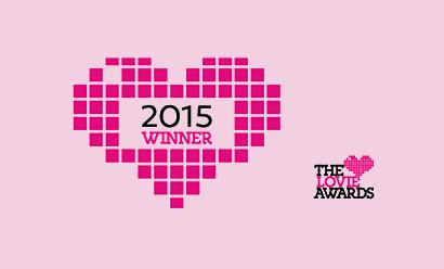 Lovie Awards 2015 Winner