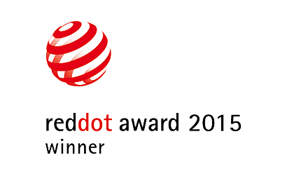 Red Dot Award 2015 Winner