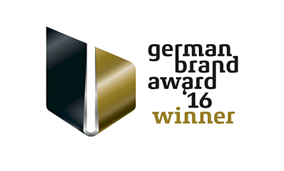 German Brand Award Winner 2016