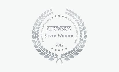 Autovision Award Silver 2017
