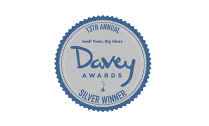 Davey Awards 2017 Silver Winner