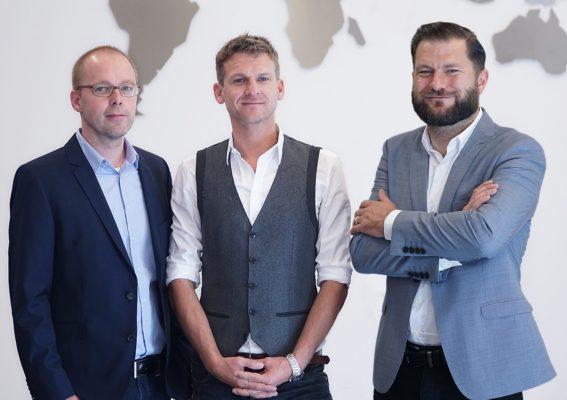 Management Effekt-Etage Björn Kowalski Holger Schaal Jörg Gutzke