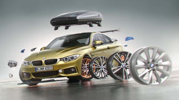 Effekt Etage Konfigurator BMW